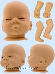 Puppenbausatz Leon von Marie Mischell
